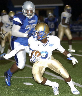 Week 4: McEachern at Campbell